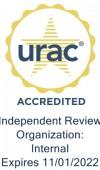 URAC 2022 AccreditationSeal-300x408